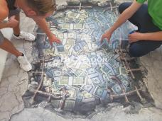 Fußboden Mit Münzen ~ Fußbodenheizung unter dem teppich verlegen so geht s