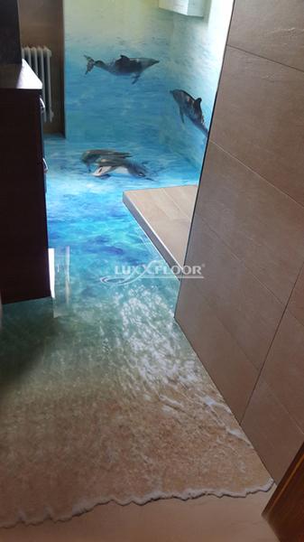 Luxxfloor 3d Wande