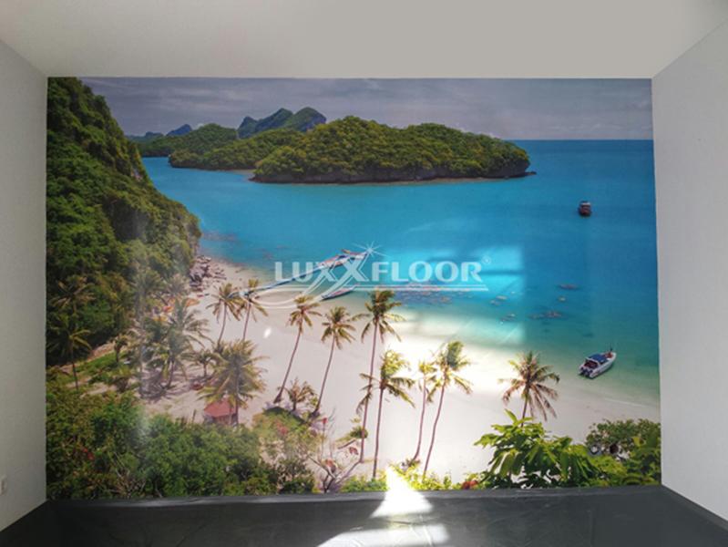 3d Fußboden Meer ~ Luxxfloor 3d wände