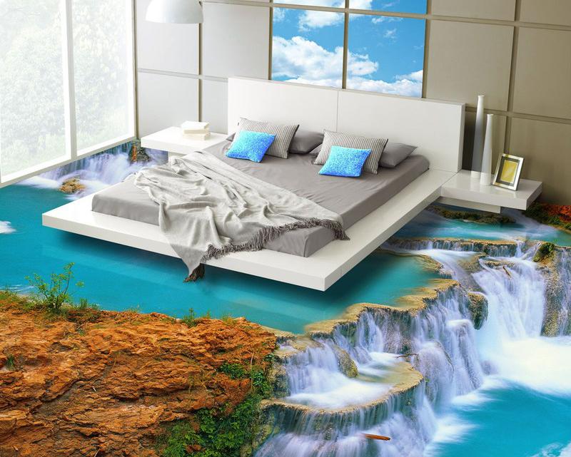 Boden Firmenlogo Baden Baden, Luxx Floor, 3D Wand